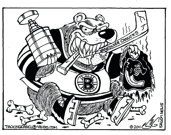 675x534 Top Rated Boston Bruins Coloring Pages Pictures