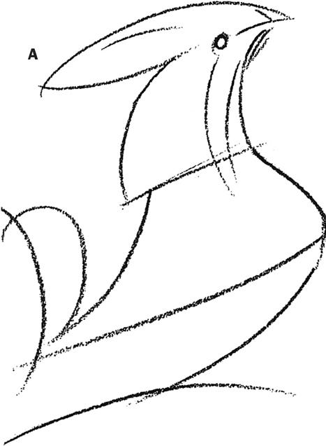 467x637 Inking With Brush Amp Pen