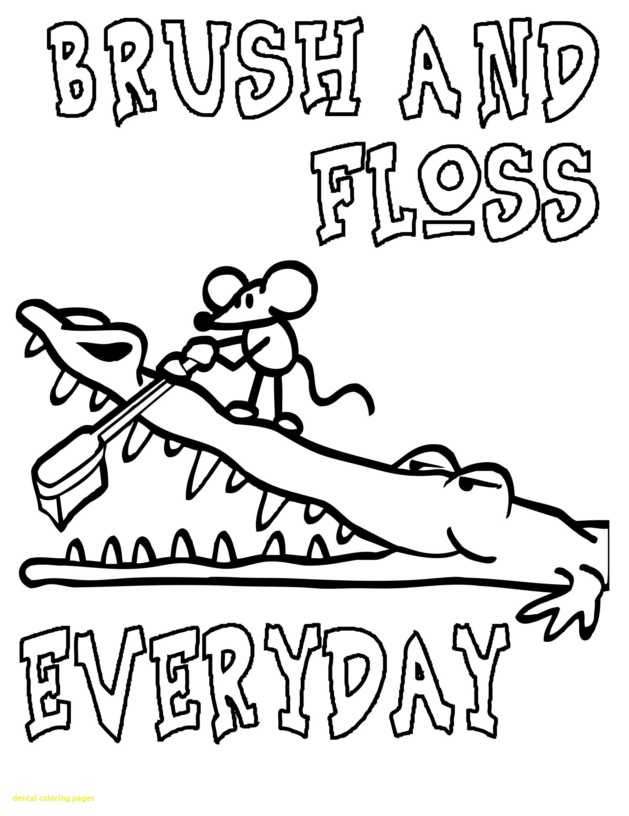 1998x2594 Dental Coloring Pages With Teeth Coloring Pages Brush Your Teeth