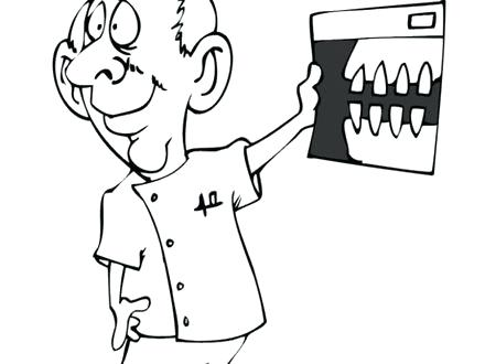 440x330 Teeth Coloring Sheets Dental Coloring Pages Coloring Pages