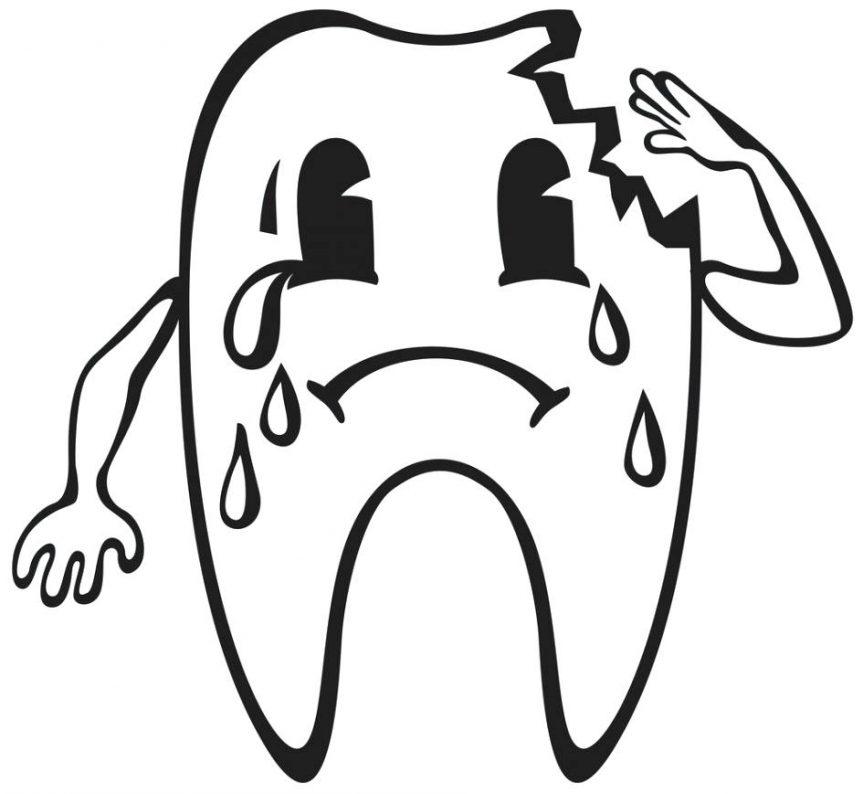863x794 Download Animal Teeth Sheet Tooth Worksheet For Preschool Brush