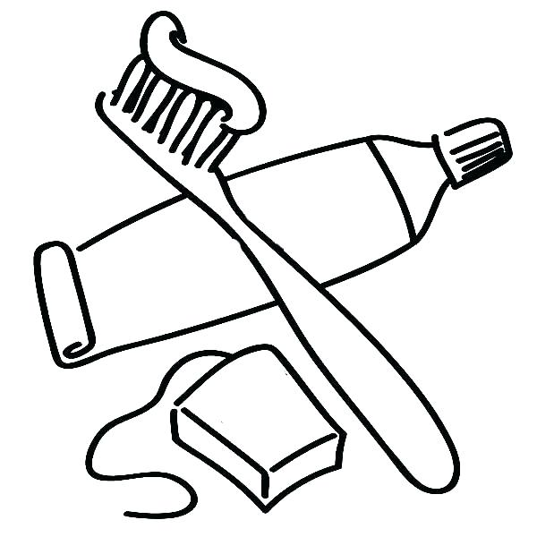 600x600 Teeth Coloring Teeth Coloring Sheets Tooth Brushing Coloring Pages