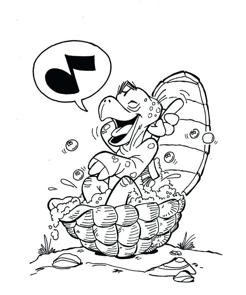 brutus the buckeye coloring pages - photo#17
