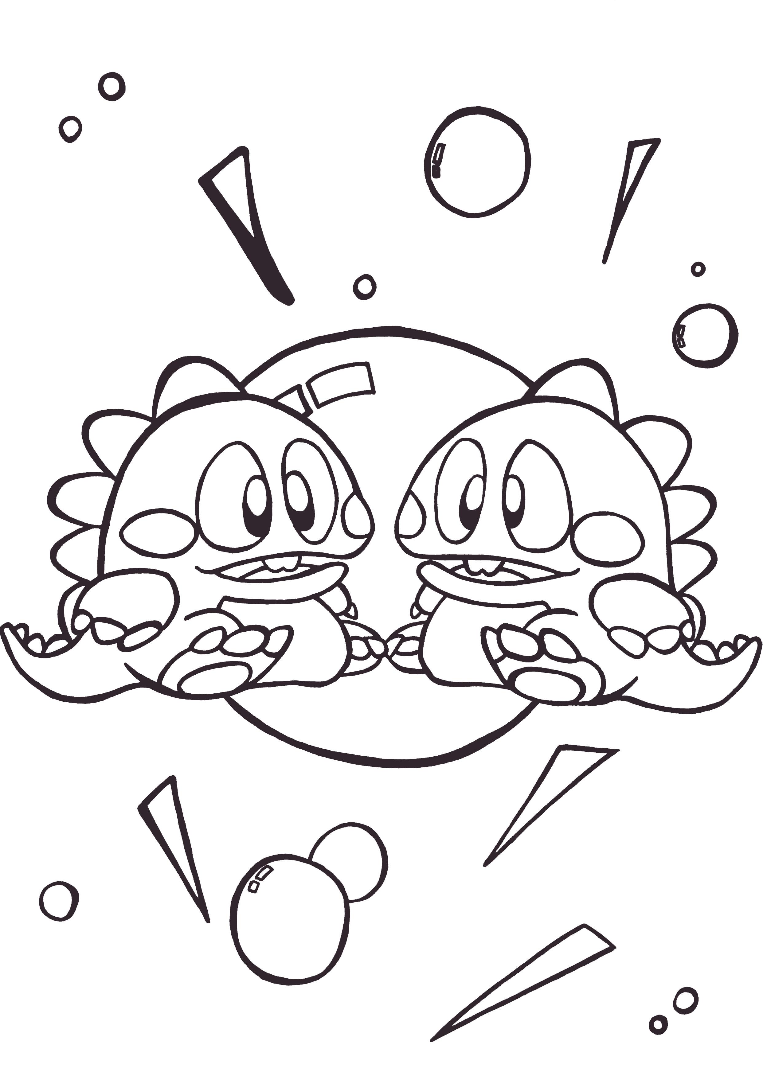 2484x3504 Michelle Darry Cartoon Amp Video Game Artist Line Work