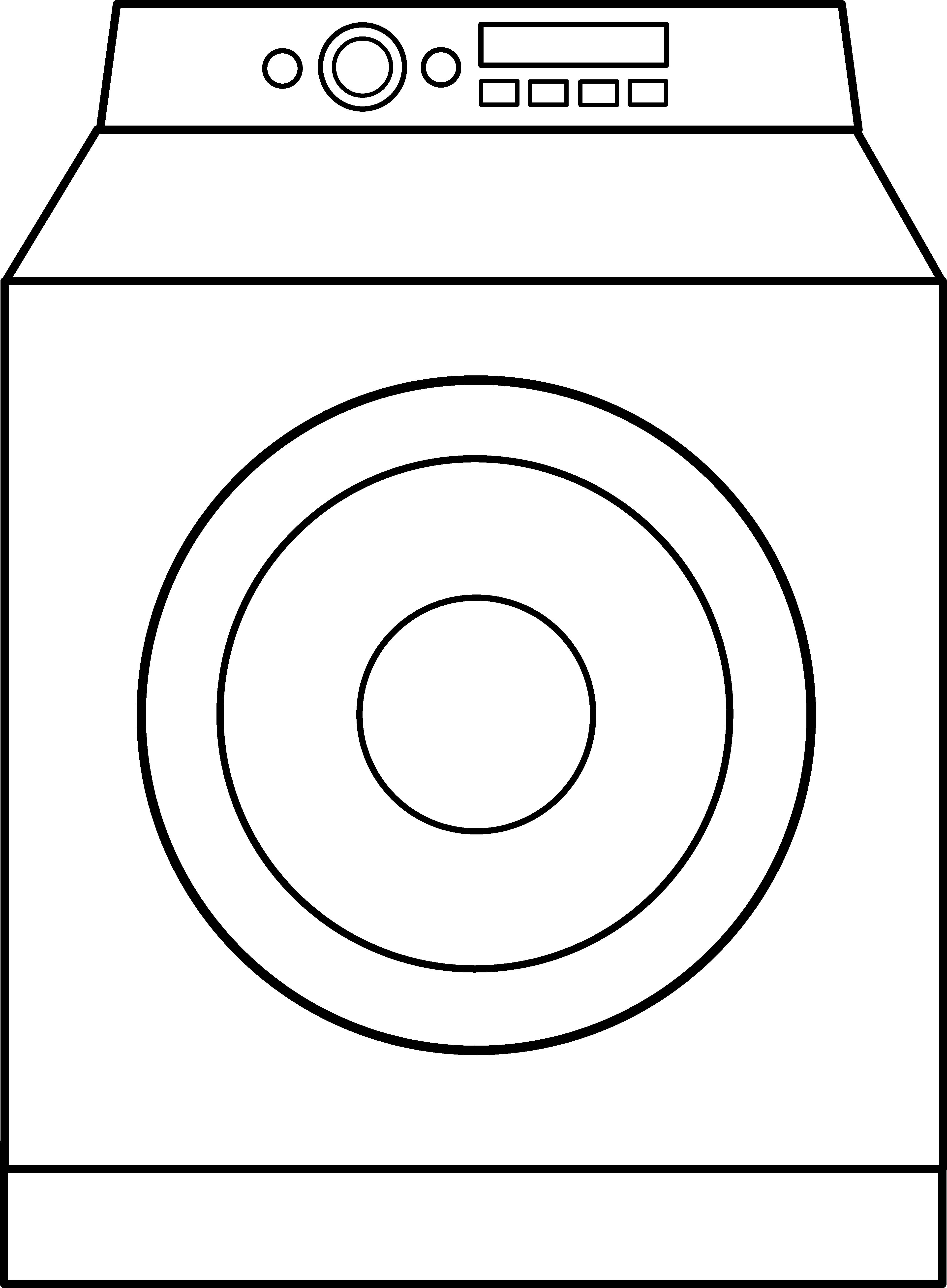 3819x5191 Machine Clipart Drawing