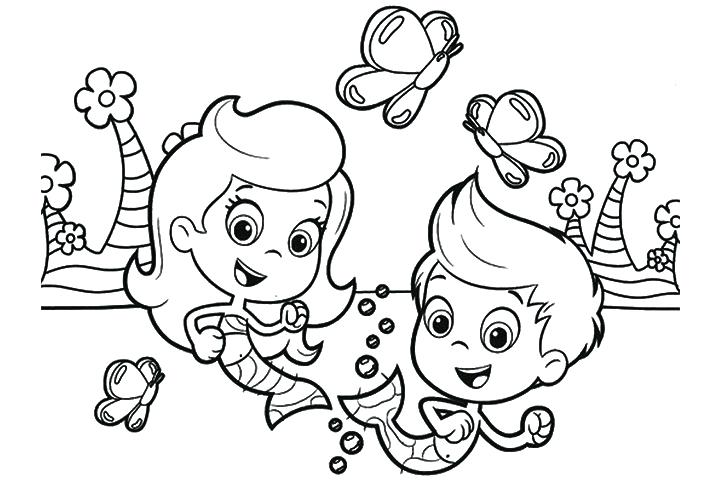 Bubble Guppies Drawing at GetDrawings.com | Free for ...