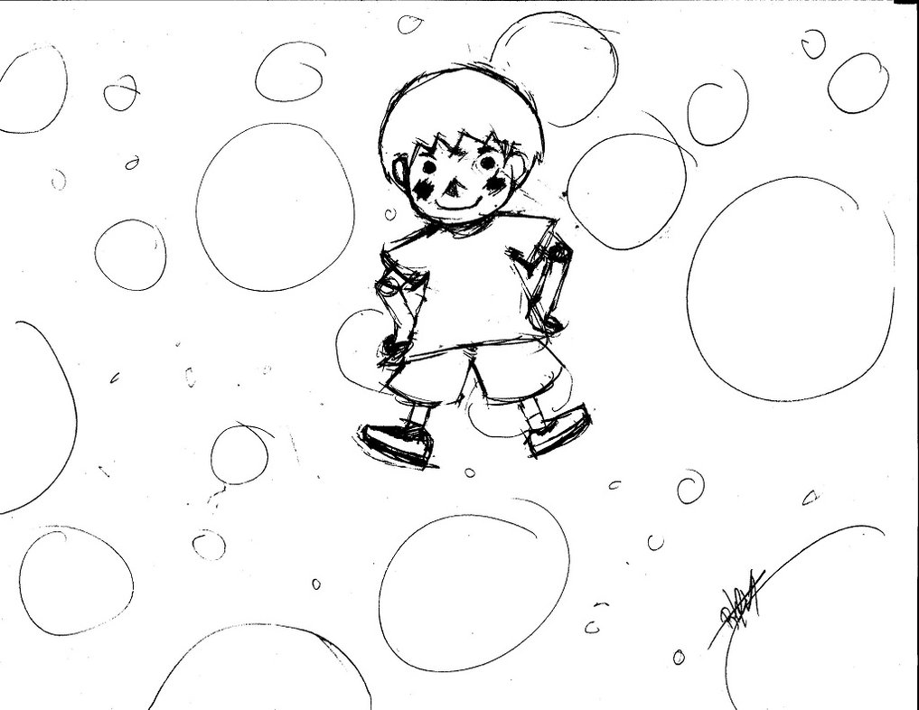 1017x786 Bubbles And The King's Son By Rh En