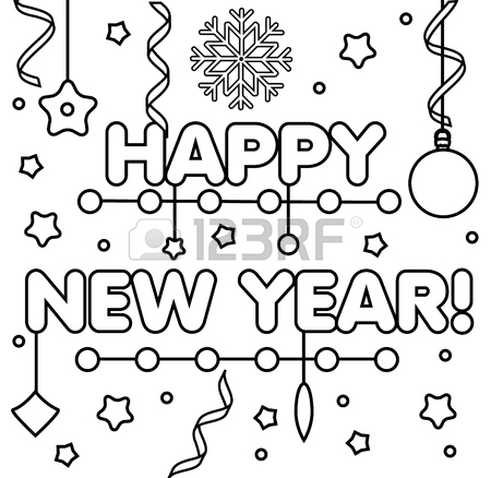 450x438 Coloring Page With Cute Dog In Party Hat Color The Picture