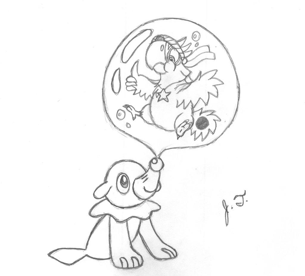 1024x925 Fan Fiction On Pokemons Bubbles