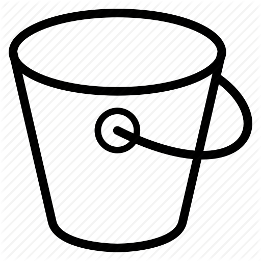 512x512 Bucket, Color Bucket, Fill, Paint, Water Bucket Icon Icon Search