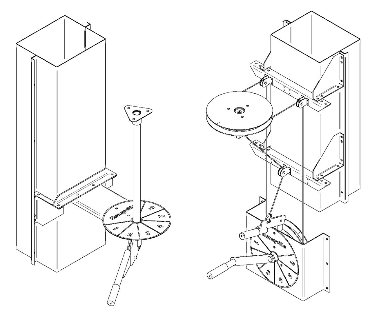 1276x1080 Grain Handling Equipment Honeyville Metal, Inc.