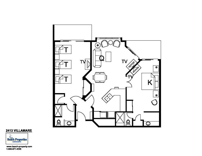 800x618 Palmetto Dunes Rental Villa In Hilton Head