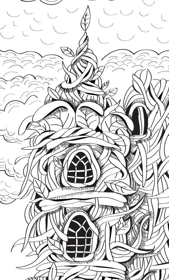 548x910 Enchanted Castle