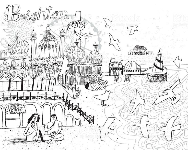 736x587 63 Best Cities Images On Hand Drawings, Hand Drawn