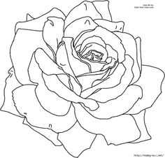 236x226 How To Draw A Rose Bud, Rose Bud, Step By Step, Flowers, Pop