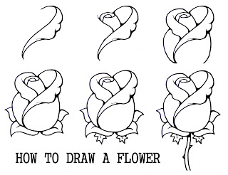 320x246 Purple Palette Magazine Learn How To Draw Roses