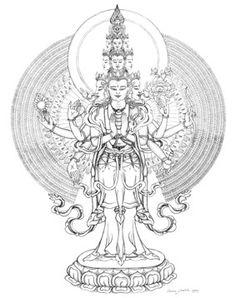 236x298 Drawing Lord Buddha Disegni Buddha