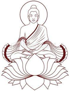 236x308 Drawing Lord Buddha The Buddha Of Healing Or Medicine Buddha