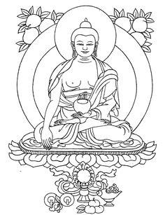 236x307 Line Art Budda Buddha Line Art Drawing Buddhist