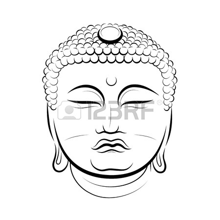 450x450 Buddha Drawing Stock Photos. Royalty Free Business Images