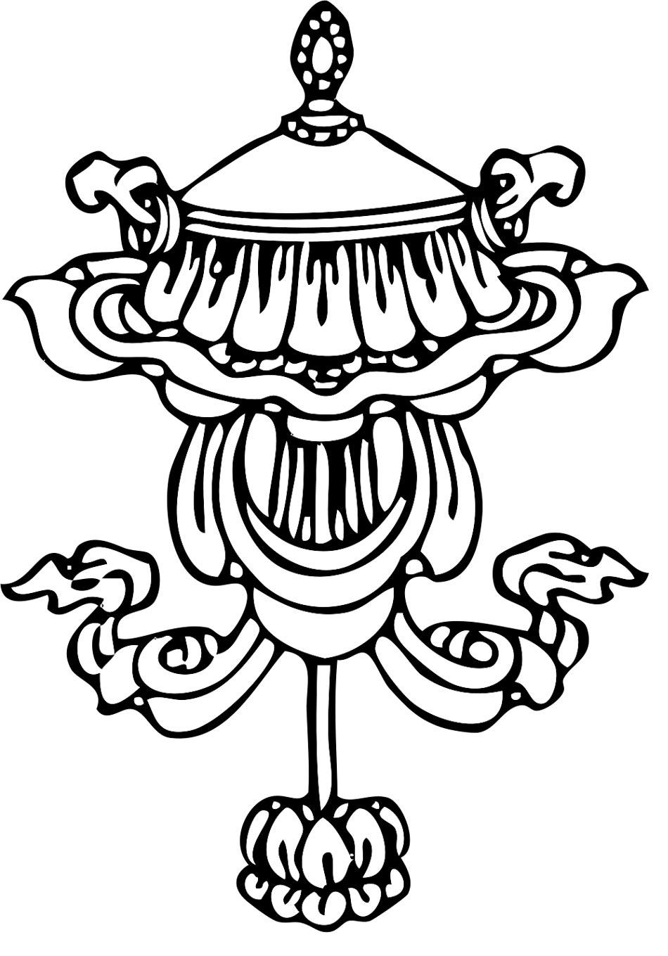 950x1359 Buddhist Symbols