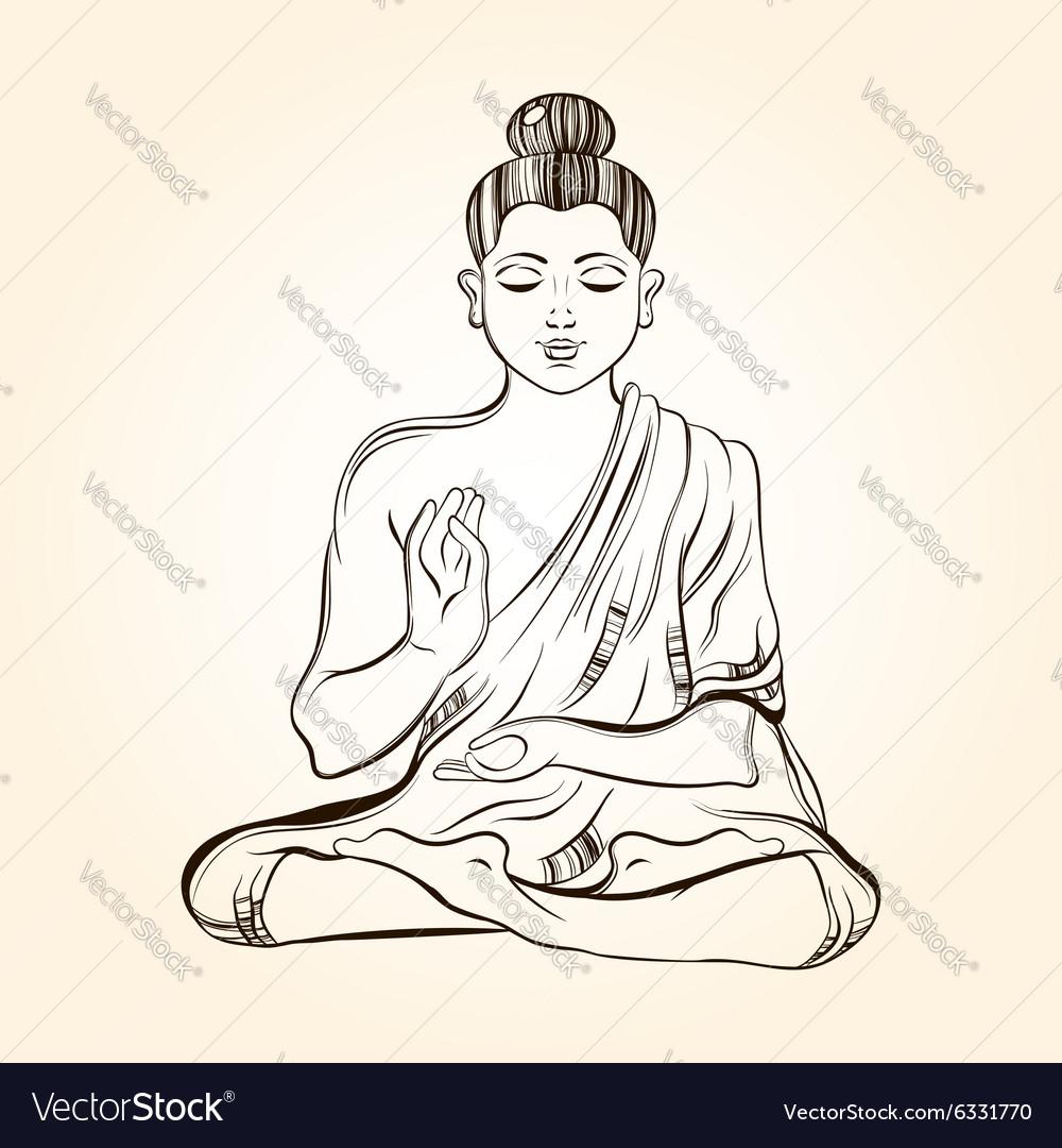 1000x1080 Buddha Sketch Image Gautama Buddha Sketch Face How To Draw