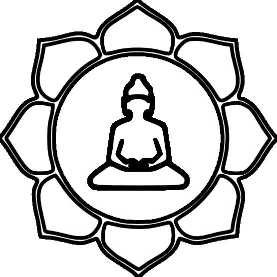 555x555 Buddhism Symbol Buddhism Symbol Png