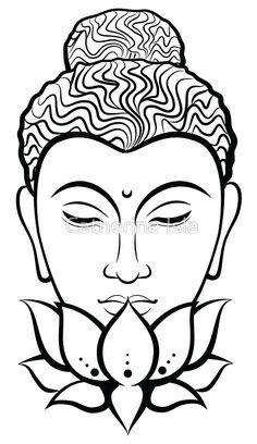 236x408 How To Draw Buddha Easy Step 7 Art Buddha, Easy