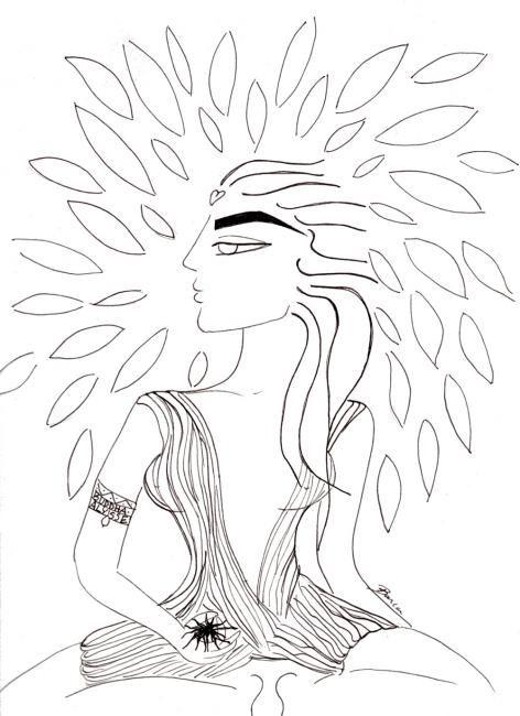 472x650 Buddha Alysse (Toni Barca)
