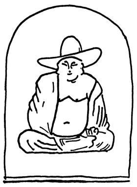 280x381 Lopie Productions Cowboy Buddha
