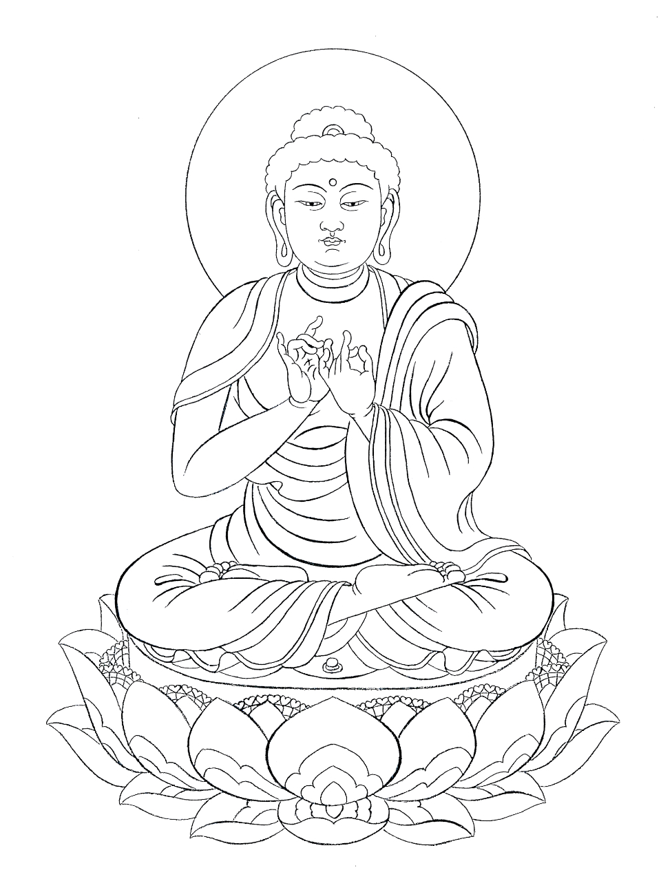 960x1280 The 13 Buddhas The Thirteen Buddhas