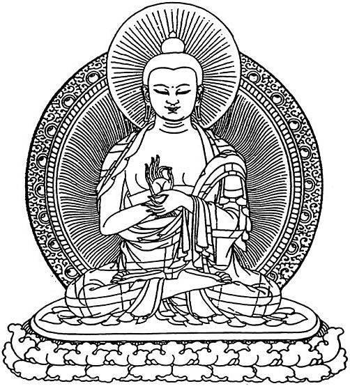 Buddha Tattoo Drawing At Getdrawings Com Free For Personal Use