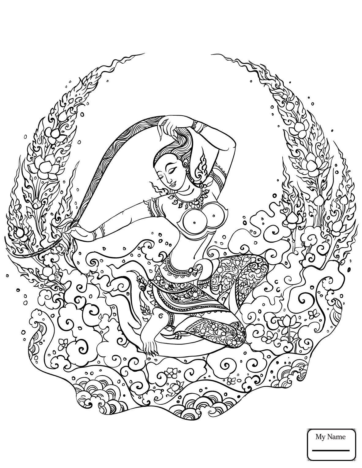 Buddhist Temple Drawing at GetDrawings.com | Free for personal use ...