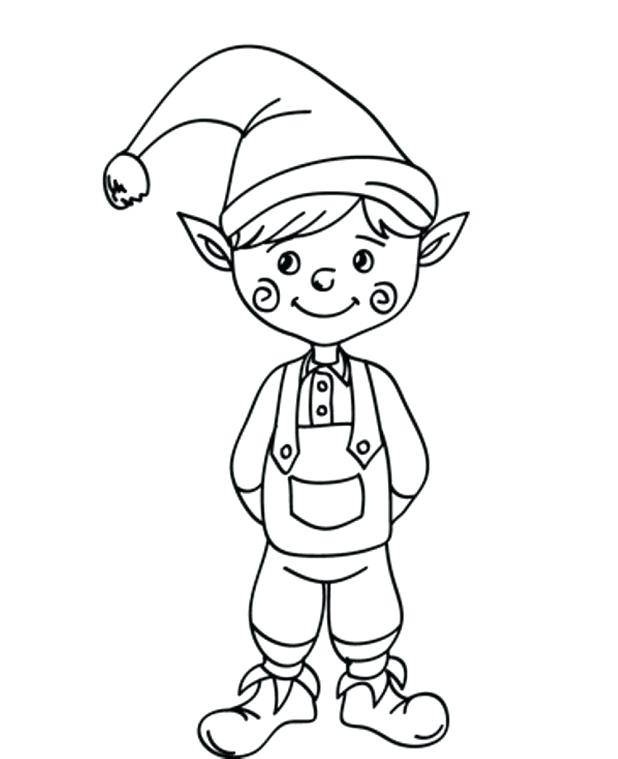 618x759 Buddy The Elf Coloring Pages Synthesis.site