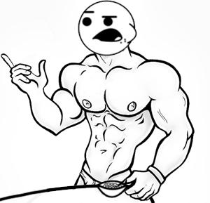 buff guy drawing at getdrawings com free for personal use buff guy rh getdrawings com The End Cartoon Tuff Guy Cartoon