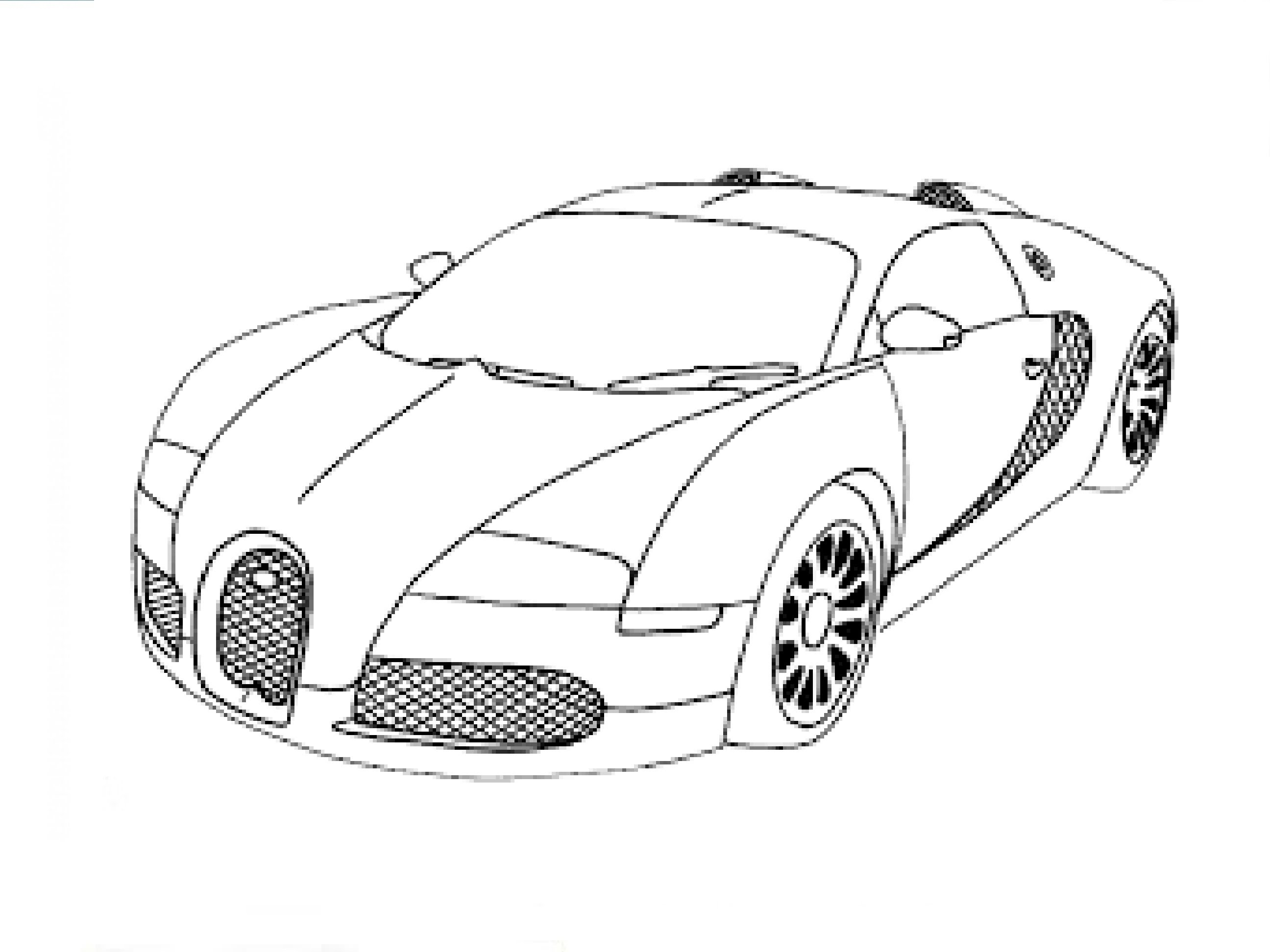 2592x1944 Drawings Of Bugatti Veyron In 3d Cars Archives