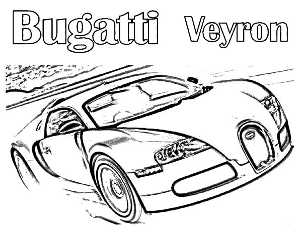 600x464 Bugatti Veyron Coloring Pages. Mercedes Benz Sls Gt3 Sportscar