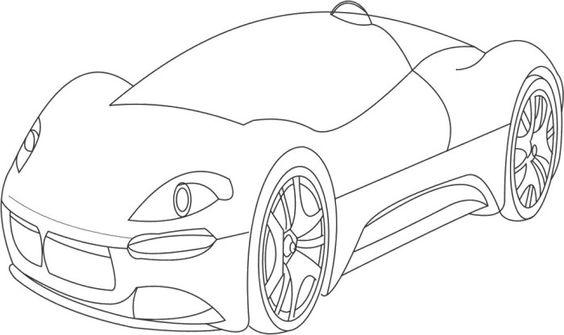 564x335 Bugatti Veyron P3 Coloring Page Bugatti Bugatti