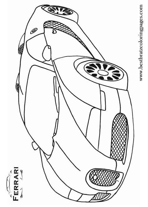 474x663 Homepage Car Printable Ferrari Coloring Pages Coloring Pages