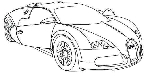 564x282 Bugatti Coloring Pages