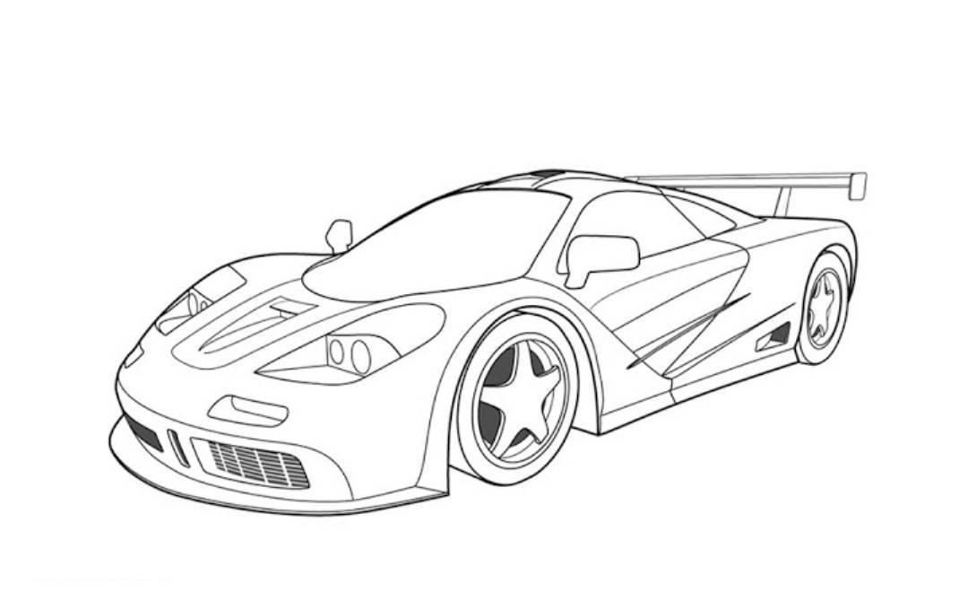 1080x669 Gta 5 Cars Colouring Pages Vector Gta And Outlines