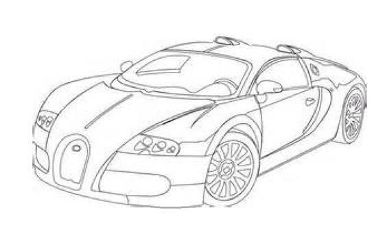 564x342 How To Draw Car Sketch