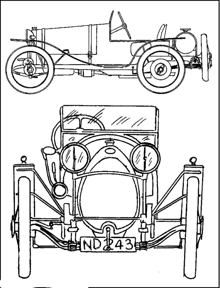 700x918 Bugatti Coloring Pages 553584