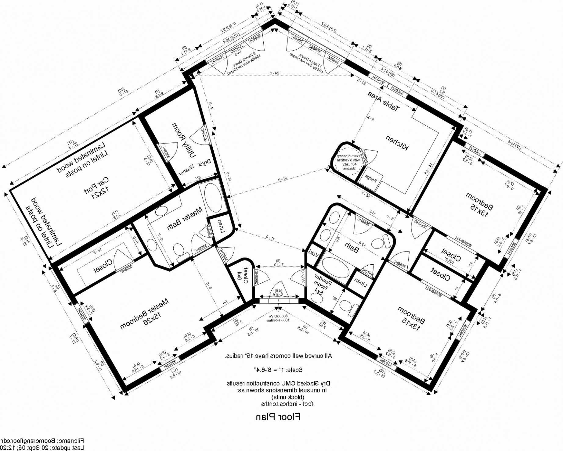 Building a house drawing at free for for Blueprints drawing apps