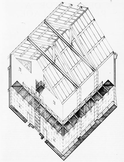 432x565 Beyond Architectural Illustration Graphical Parallel Projection
