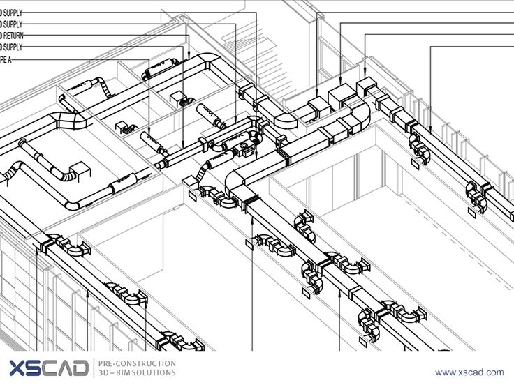 Building Cad Drawing
