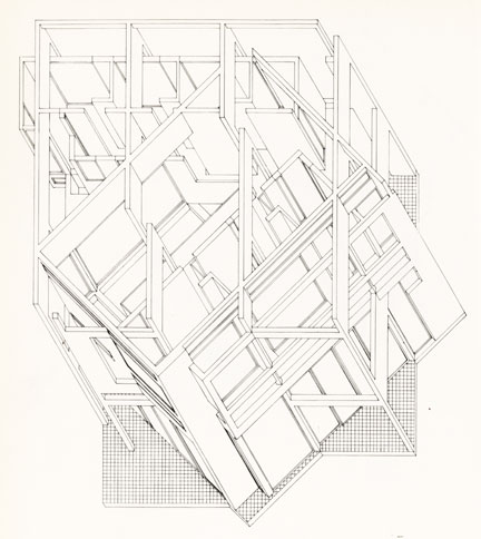 432x484 Beyond Architectural Illustration Graphical Parallel Projection