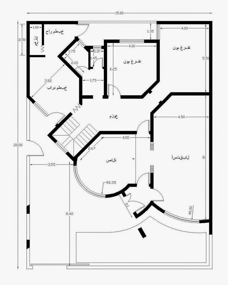 768x960 Amazing Three House Plans About 150 To 200 Meter Square