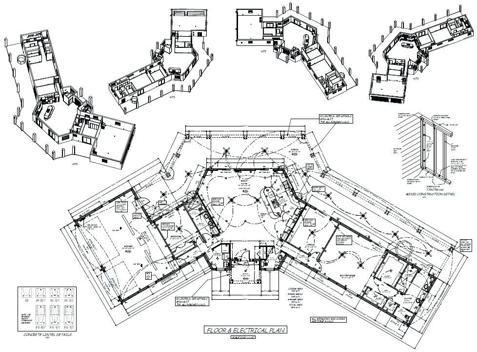 978x721 Building Construction Plans Metal Buildings Construction