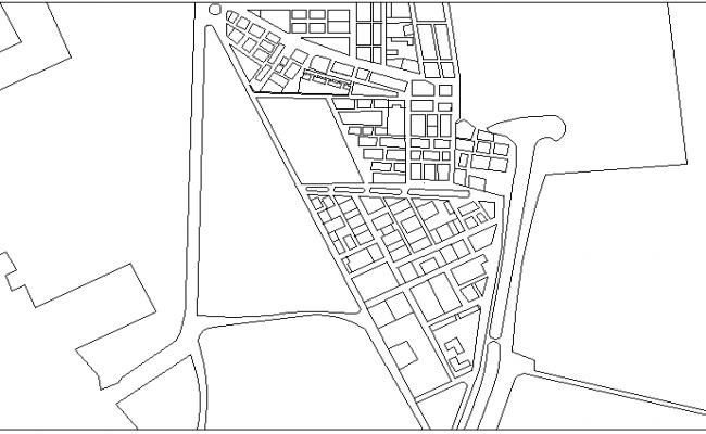 650x400 Plan Details Of Housing Building Dwg File